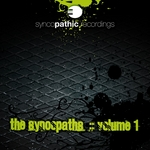 VARIOUS - The Syncopaths Vol 1 (Front Cover)