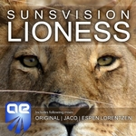 SUNSVISION - Lioness (Front Cover)
