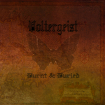 VOLTERGEIST - Burnt & Buried (Front Cover)