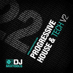 LOOPMASTERS - DJ Mixtools 22: Progressive House & Tech Vol 2 (Sample Pack WAV) (Front Cover)
