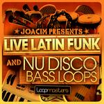Joacim Presents Live Latin Funk & Nu Disco Bass Loops (Sample Pack WAV)
