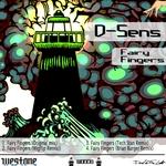 D-SENS - Fairy Fingers (Front Cover)