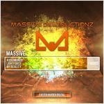 MASSIVE DESTRUCTIONZ - Massive EP (Front Cover)