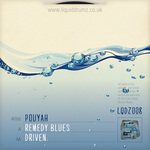 POUYAH - Remedy Blues & Driven (Back Cover)