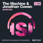 MACHINE, The/JONATHAN COWAN - Musicasa (Front Cover)
