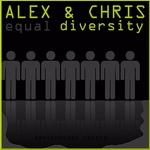ALEX & CHRIS - Equal Diversity (Front Cover)