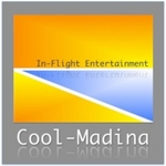 COOL MADINA - In Flight Entertainment (Front Cover)