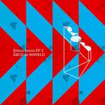 ABCD/96WRLD - Ritmo Kovos EP 2 (Front Cover)
