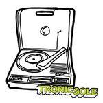 HARRIS, Chris/DJ Q/DOMINIC CAPPELLO - Tronicsole Sampler (Front Cover)