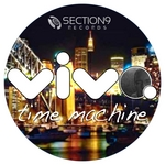VIVO - Time Machine EP (Front Cover)