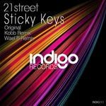 21STREET - Sticky Keys (Front Cover)