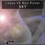 LISAYA vs MATT PINCER - Sky (Front Cover)
