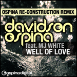 OSPINA, Davidson feat MJ WHITE - Well Of Love (Front Cover)