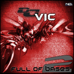 DJ VIC - Full Of Bases 2 (Front Cover)