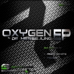 DE HESSEJUNG - Oxygen EP (Front Cover)
