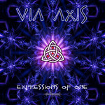 VIA AXI - Expressions Of One (Front Cover)