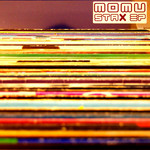 MOMU - Stax EP (Front Cover)