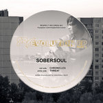 SOBERSOUL - R:Evolution EP Part 2 (Front Cover)