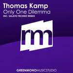 KAMP, Thomas - Only One Dilemma (Front Cover)