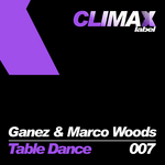GANEZ/MARCO WOODS - Table Dance (Front Cover)