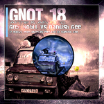 NOTILL, Greg/DARIUSH GEE - Alone & Alive (Front Cover)