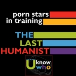 Porn Stars In Training - The Last Humanist (Front Cover)