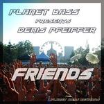 PLANET BASS pres DENIS PLEIFFER - Friends (Front Cover)