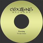 JONES, Vivian - Warning (Front Cover)