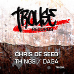 DE SEED, Chris - Things (Front Cover)