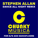 ALLAN, Stephen - I Wanna Dance All Night (Front Cover)