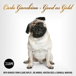 GAMBINO, Carlo - Good As Gold EP (Front Cover)