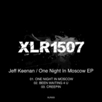 KEENAN, Jeff - One Night In Moscow (Front Cover)