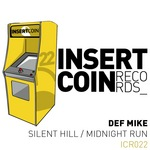 DEF MIKE - Silent Hill (Front Cover)
