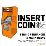 FERNANDEZ, Sergio/MARK REEVE - Mafia Wars (Front Cover)