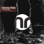 MAIA, Afonso - My Plan EP (Front Cover)