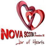 NOVA SCOTIA feat JESSICA H - Jar Of Hearts (Front Cover)