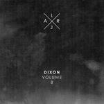 DIXON/VARIOUS - Live At Robert Johnson Vol 8 (DJ mix) (Front Cover)