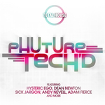 VARIOUS - Phuture Techd (Front Cover)