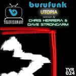 BURUFUNK - Utopia (Front Cover)