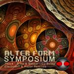 ALTER FORM - Symposium (Front Cover)