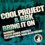 COOL PROJECT/BBK - Bring It Up EP (Front Cover)