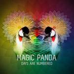 MAGIC PANDA - Days Are Numbered EP (Front Cover)