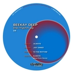 BEEKAY DEEP - The Rhythm EP (Front Cover)