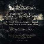 SOUNDNBEATS & A NEGATIVE/SOUNDNBEATS & ROB ES - Secret Visions (Back Cover)