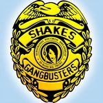 SHAKES - Gangbusters (Front Cover)