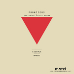FRONTIERS feat DJINJI BROWN - Essence (Front Cover)