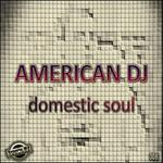 AMERICAN DJ - Domestic Soul EP (Front Cover)