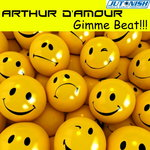 D'AMOUR, Arthur - Gimme Beat!!! (Front Cover)