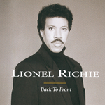 LIONEL RICHIE - Back To Front (Front Cover)