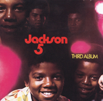 JACKSON 5 - Third Album (Front Cover)